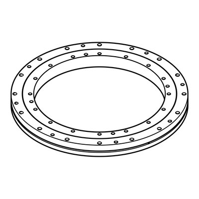 BEARING, CROSS ROLLER, (THK)RB-560-440296