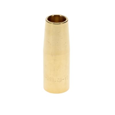 NOZZLE, YAIR, 5/8 IN BORE, 1/8 IN TIP, STICK OUT, BRASS, EACH